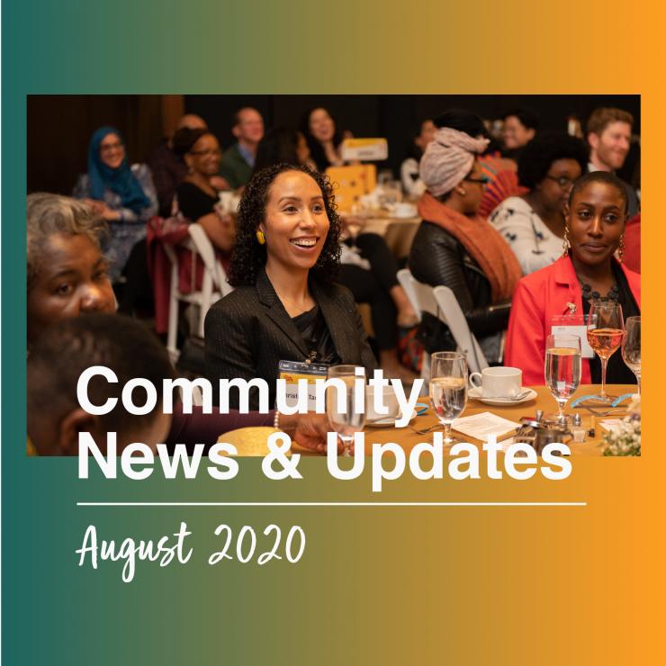August Newsletter Graphic