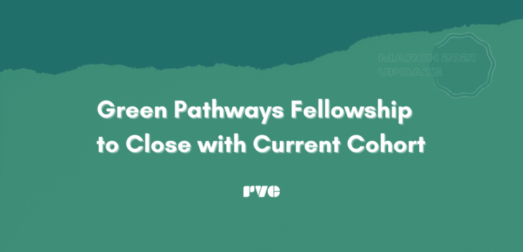 Green Pathways 2021 Update Graphic